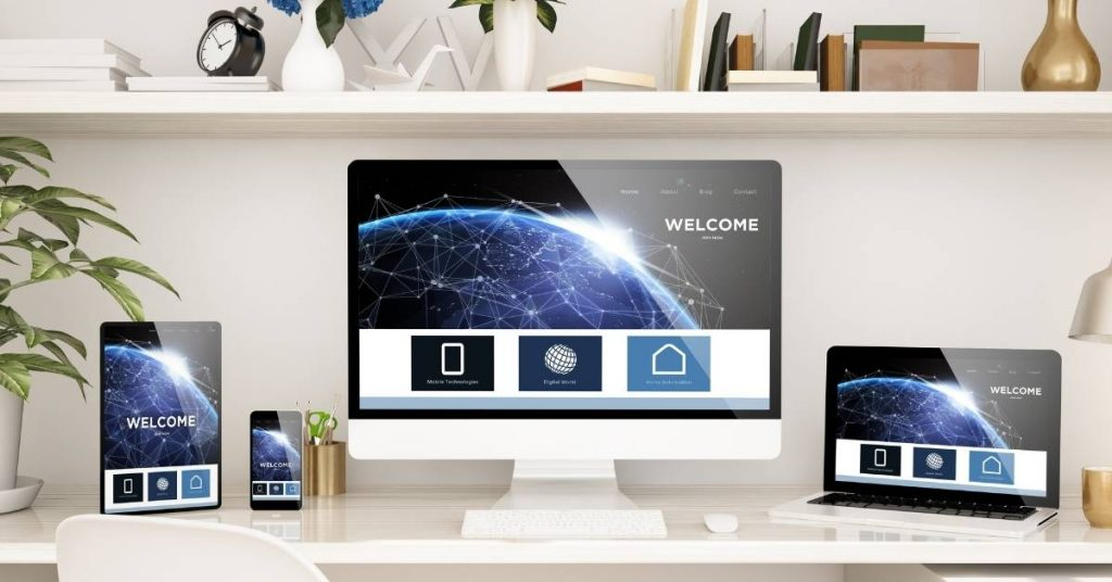 web design cyberstrides blog 0001 Why Responsive Website Design is Important for Your Business